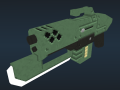 Update #7: Weapon Textures and Reworks