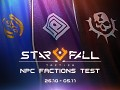 Play Starfall Tactics right now - NPC Factions Test has just started!