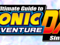 The Ultimate Guide to SADX Sins is now online!