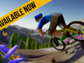 Lonely Mountains: Downhill - One Minute Demo out now on Kickstarter