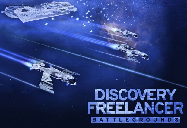 Discovery Freelancer ver 4.89 Final is now LIVE: Battlecruisers, Superheavies and More
