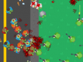 Play as the zombie in this game