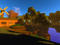 Eco Alpha 6.1 Released: Introducing Player Housing