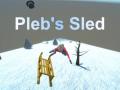 Pleb's Sled Devlog - Week #1