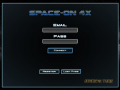 Space-On Server is ready