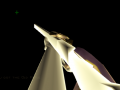 Three weapons in development