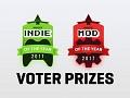 2017 Voter Prizes