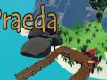 Praeda, an adventure card game