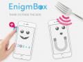 EnigmBox 2.0 update iOS + Android release 12/12/2017