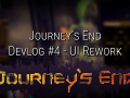 Journey's End Devlog #4 - UI Rework