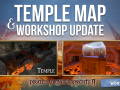 Temple Map & Workshop Update and Changelog