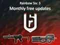 December's Supply Drop: New guns and tactical gear for Rainbow Six: 3!