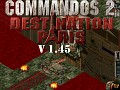 Commandos 2: Destination Paris 1.45 Released!