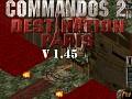 Commandos 2: Destination Paris 1.45 Released!