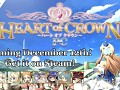 Heart of Crown PC: Release Date Dec. 12th!