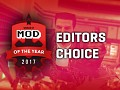 Editors Choice - Mod of the Year 2017