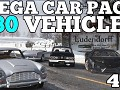 Mega Realistic Car Pack for GTA V