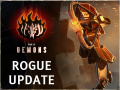 The wait is finally over - Rogue class is here!