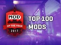 Top 100 Mods of 2017 Announced