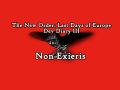 Dev Diary III: Non Exieris