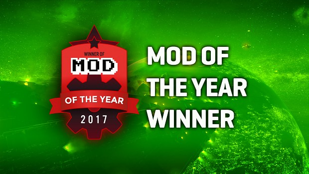 Players Choice - Mod of the Year 2017