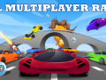 Real Multiplayer Racing