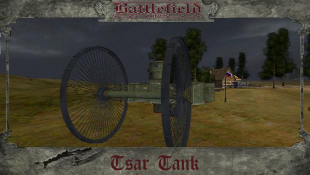 A Tsar among Tanks