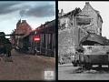 Comparison images. Budapest siege mod 1944-45