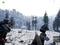 Preview Alpha 0.55: New map - Avieno Land (Winter), new clothes...