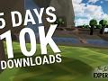 5 Days, 10K downloads!