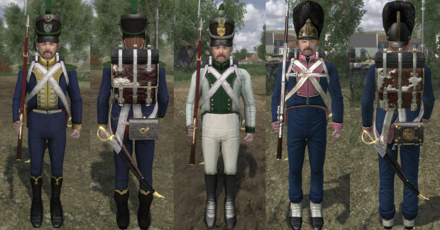 Napoleonic Wars Patch 1.2 released!