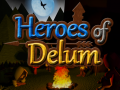 Heroes of Delum released on Steam! + GIVEAWAY