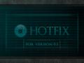 Hot fix + Install instructions