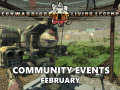 Community Events - February