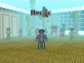 Hectic's Game Page + Update!