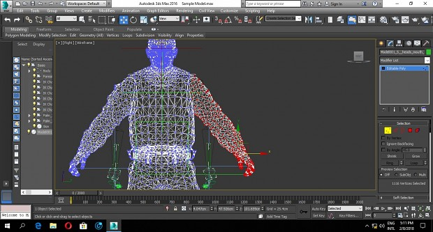 Updated Character Model Porting Tutorial