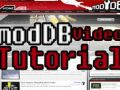 How to add a mod to modDB