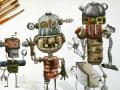 Shutterdog: Do Turnips dream about Rusty Robots?