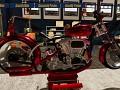 Motorbike Garage Mechanic Simulator Devlog: We fashion the passion