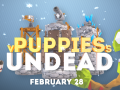 Release Puppies vs Undead on Steam!
