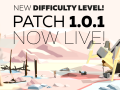 Patch 1.0.1 is live now!