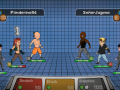 Urban Fighters, Battle System