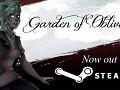 Garden of Oblivion now on Steam!