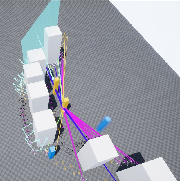 Real-Time Dynamic Cover System for Unreal Engine 4