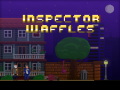Want to name a cat ? / Police station scenes almost done !