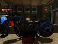 Motorbike Garage Mechanic Simulator: Fixing the garage #1