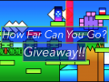 Giveaway for the Ultimate Platformer!