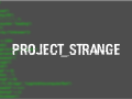Project Strange is now on IndieDB!