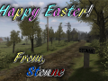 Happy Easter! From, Stonne