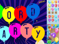 Word Party - Educative Words Game Anagrams Letters